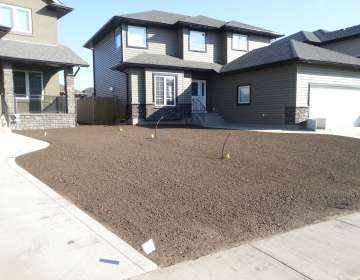 Soil Finishing, Example #5